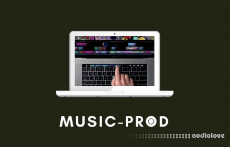 Music-Prod Logic Pro X Customize Logic Pro X and Work Like A Pro TUTORiAL