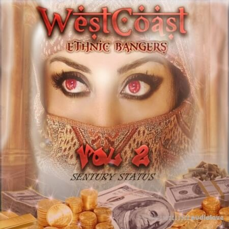 Sentury Status West Coast Ethnic Bangers Vol.2 WAV MiDi