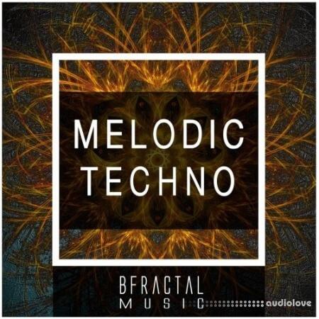 BFractal Music Melodic Techno WAV