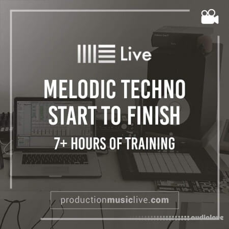Production Music Live How to Make Melodic Techno Giants Track From Start To Finish TUTORiAL