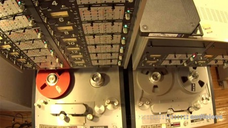 Pro Studio Live Tape Machine Use and Maintenance TUTORiAL