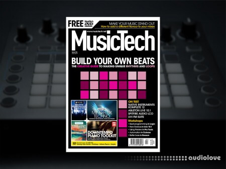 MusicTech April 2019