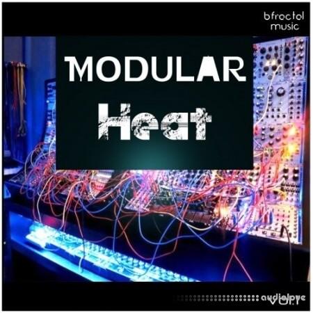 BFractal Music Modular Heat Vol.1 WAV