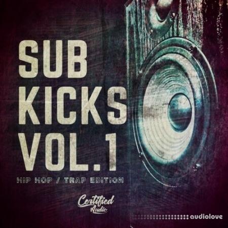 Certified Audio LLC Sub Kicks Vol.1 WAV