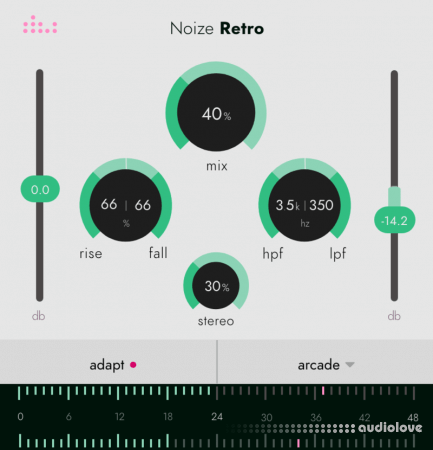 Denise Audio Noize Retro