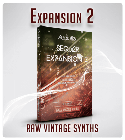 Audiofier SEQui2R Expansion 2A KONTAKT
