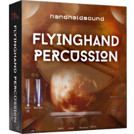HandHeldSound FlyingHand Percussion