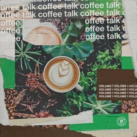 Pelham and Junior Coffee Talk Vol.1 Compositions and Stems WAV