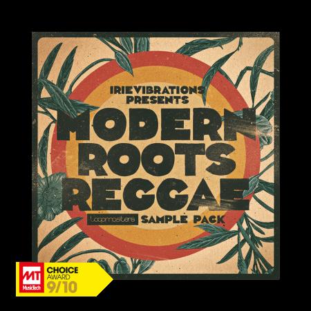 Loopmasters Irievibrations Modern Roots Reggae WAV REX
