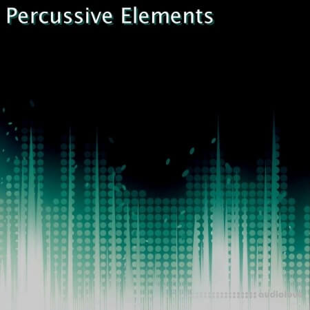 Glitchedtones Percussive Elements WAV