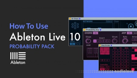 Sonic Academy Ableton Live Probability Pack with Bluffmunkey TUTORiAL