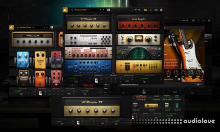 Positive Grid BIAS FX2 Desktop v2.1.6.4812 CE WiN