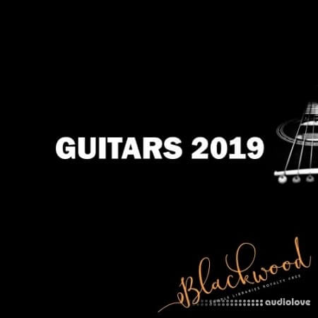Blackwood Samples Guitars 2019 WAV