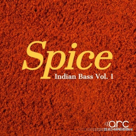 Arc Samples Spice Indian Bass Vol.1