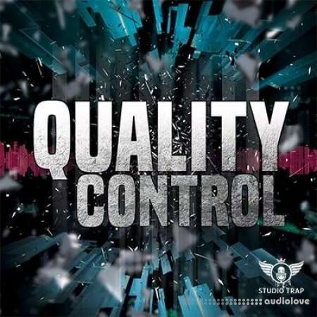 Studio Trap Quality Control WAV