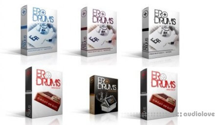 Traumah Beats ER Drums Kit Series Bundle WAV
