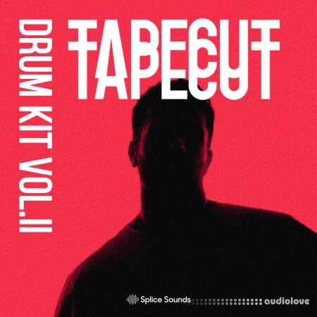 Splice Sounds Tapecut Drum Kit Vol.II WAV