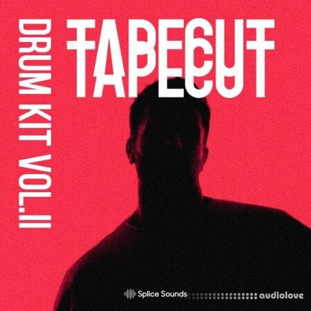 Splice Sounds Tapecut Drum Kit Vol.II WAV