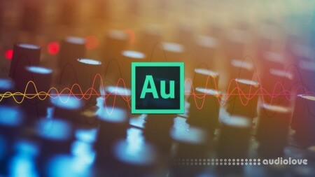 Udemy Adobe Audition CC Audio Production Course Basics to Expert TUTORiAL