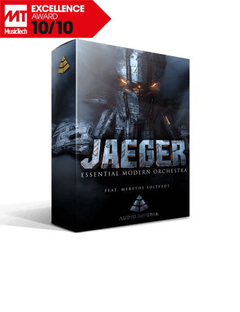 Audio Imperia JAEGER Essential Modern Orchestra v1.2 KONTAKT