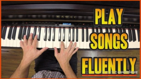 Udemy Play Songs on the Piano FLUENTLY By Using All the Inversions