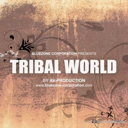 Bluezone Corporation Tribal World WAV