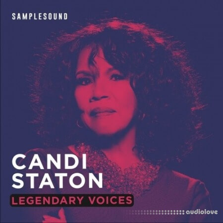 Samplesound Legendary Voices Candi Staton WAV
