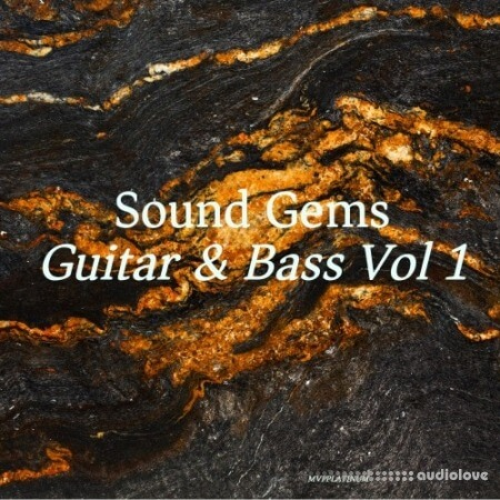 MVP Platinum Sound Gems Guitar and Bass Vol.1 WAV