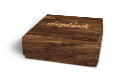 Infinit Essentials ChopBlock Vol.1 (LoopKit) WAV