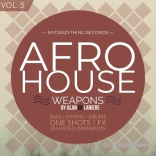 Mycrazything Sounds Afro House Weapons 5