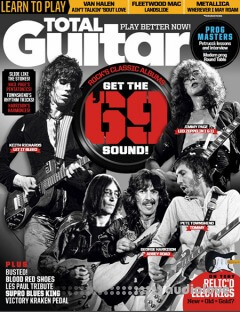 Total Guitar  April 2019