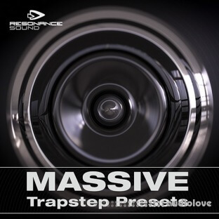 Resonance Sound Massive Trapstep Presets