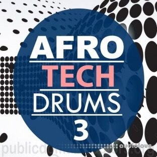 Bingoshakerz Micro Afro Tech Drums 3