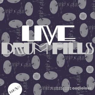 Raw Loops Live Drum Fills