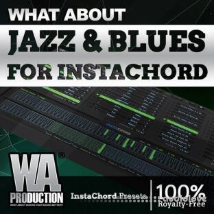 WA Production Jazz and Blues Presets