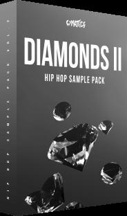 Cymatics Diamonds ll Hip Hop Sample