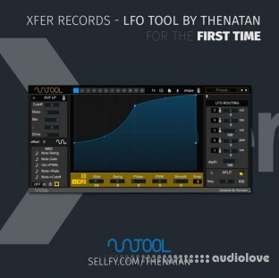 Xfer Records LFOTOOL Skins Pack By Thenatan