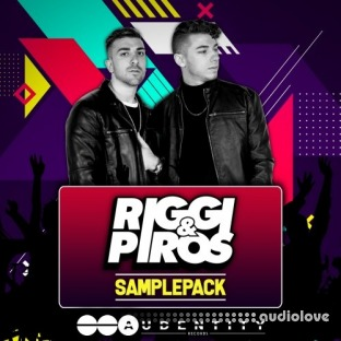 Audentity Records Riggi And Piros Samplepack