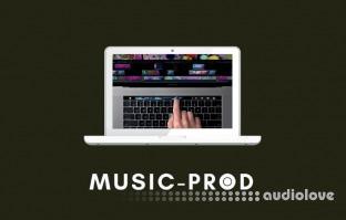 Music-Prod Logic Pro X Customize Logic Pro X and Work Like A Pro