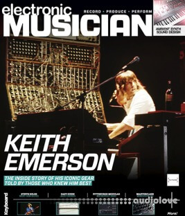 Electronic Musician – May 2019