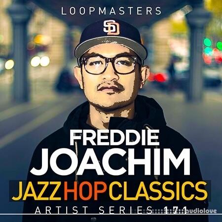 Loopmasters Freddie Joachim Jazz Hop Classics WAV REX