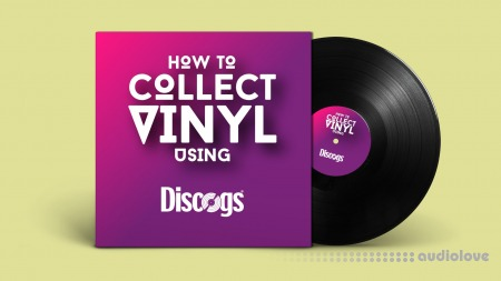 SkillShare Collect Vinyl Using Discogs (How-To)