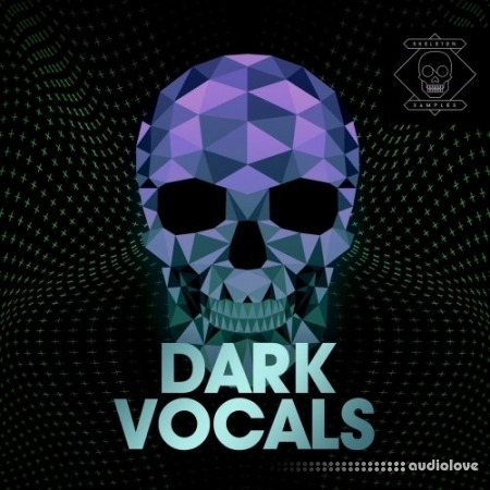 Skeleton Samples Dark Vocals WAV