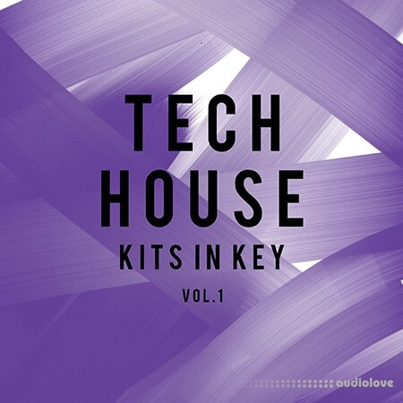 Sunderland Audio Tech House - Kits in Key Vol.1 WAV