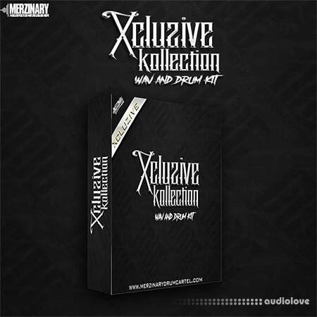 MerzinaryDrumCartel Xcluzive Kollection DAW Templates