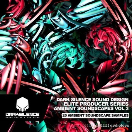 Dark Silence Sound Design Ambient Soundscapes Vol.3 WAV
