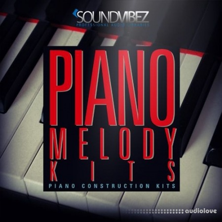 Sound Vibez Piano Melody Kits ACiD WAV MiDi AiFF