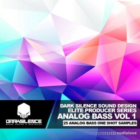 Dark Silence Sound Design Analog Bass Volume 1 WAV