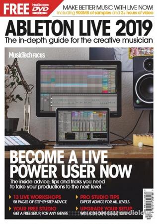 MusicTech Focus Series Ableton Live 2019