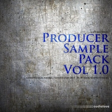 SOCS Records Producer Sample Pack Vol.1 WAV
